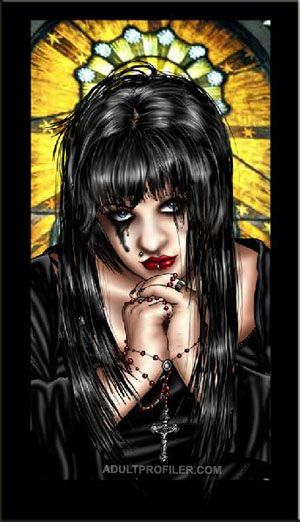 Gothic Girls Graphics