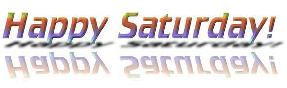 Saturday Graphics